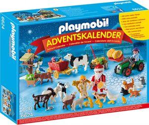 PLAYMOBIL® 6624 - Adventskalender - Weihnacht auf dem Bauernhof - 2015