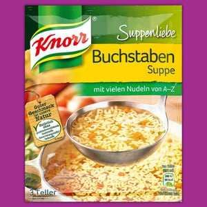 Knorr Suppenliebe
