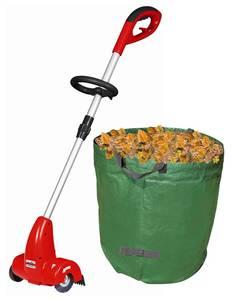 Elektro Fugenbürste + GRATIS Premium Garten- und Abfallsack Jumbo, 272 l, + GRATIS Metall- und Bürste