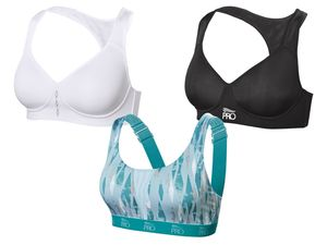 CRIVIT®PRO Damen Sportbustier, High Level