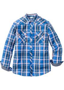 Langarmhemd im Regular Fit