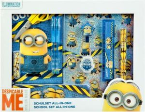 Schulset All-in-One Minions