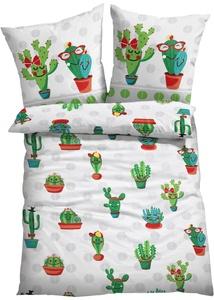 """Bettwäsche """"Kaktus"""""""