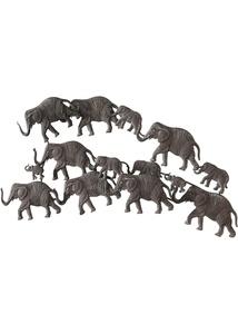 """Wanddeko """"Elefanten"""""""