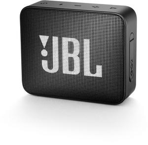 JBL Go 2 Multimedia-Lautsprecher midnight black