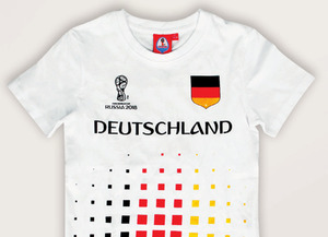 FIFA WM Kinder T-Shirt