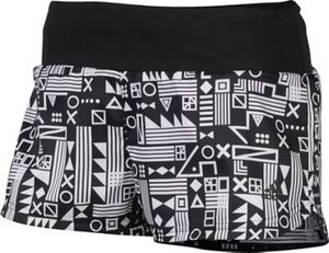 adidas SUPERNOVA GLIDE GRAPHIC SHORTS - Damen Laufhosen