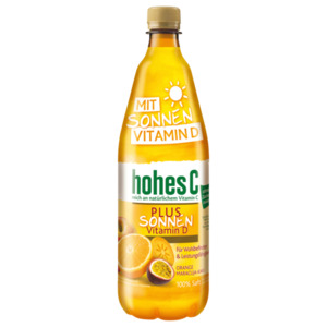 Hohes C Plus Sonnenvitamin D 1l