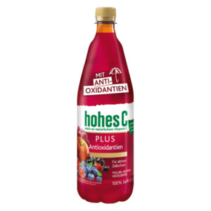 Hohes C Plus Antioxidantien 1l