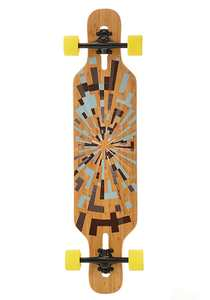 Loaded Tan Tien Premounted Flex 3 Longboard - Beige