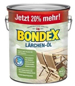 Bondex Lärchenöl 3 ltr.