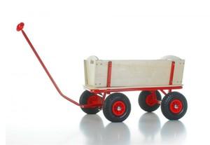 TrendLine Bollerwagen Bubi mit Bremse ,  max. Zuladung 80 kg