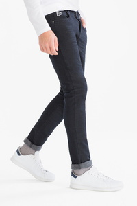 Here and There         Thermojeans - extra-weiter Bund