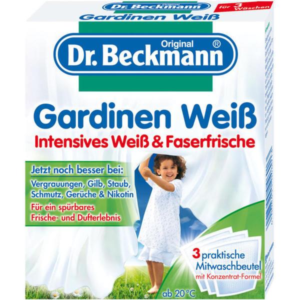 Dr. Beckmann Gardinen Weiß 1.49 EUR/100 g