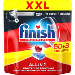 Finish Finish Powerball All in 1 8.92 EUR/1 kg