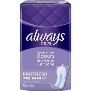 Always maxi profresh long Binden