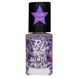 RdeL Young Glitter Nails 08 starlight