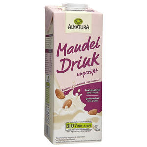 Alnatura Bio Mandel Drink ungesüßt 2.79 EUR/1 l