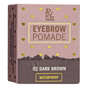 RdeL Young Eyebrow Pomade 02 dark brown