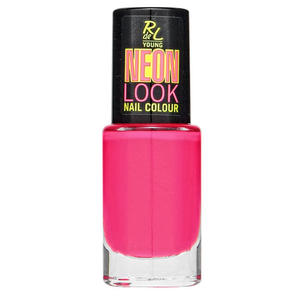 RdeL Young Neon-Look Nail Colour 02 happy days