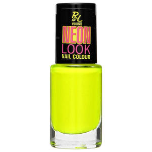 RdeL Young Neon-Look Nail Colour 01 sunny side
