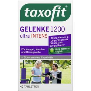 taxofit Gelenke 1200 ultra INTENS Tabletten 16641.03 EUR/100 g