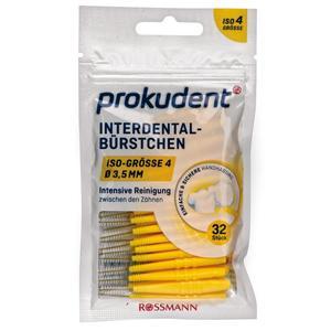 Prokudent Interdental Bürstchen ISO 4