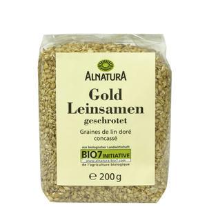 Alnatura Bio Goldleinsamen geschrotet 0.80 EUR/100 g