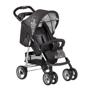 knorr-baby Sportwagen ´´V-Easy Fold´´, black-white 2014