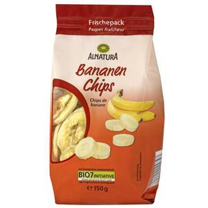 Alnatura Bio Bananen Chips 0.79 EUR/100 g