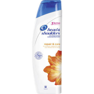 head & shoulders Anti-Schuppen Shampoo repair & care 12.50 EUR/1 l