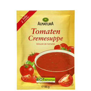 Alnatura Bio Tomatencreme Suppe