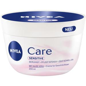 NIVEA Care sensitive Creme 2.00 EUR/100 ml