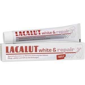 LACALUT white & repair Zahncreme 5.72 EUR/100 ml