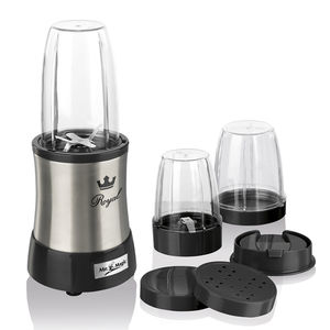 Gourmetmaxx Mr. Magic Nutrition Mixer Royal, 10-teilig