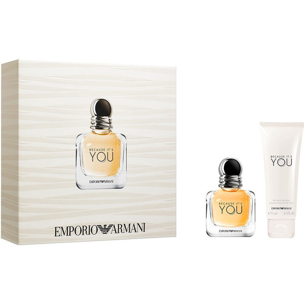 Emporio Armani Because Its You For Her Duftset Von Karstadt