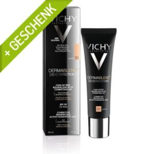 Vichy Dermablend 3D Make-up 35 (sand)