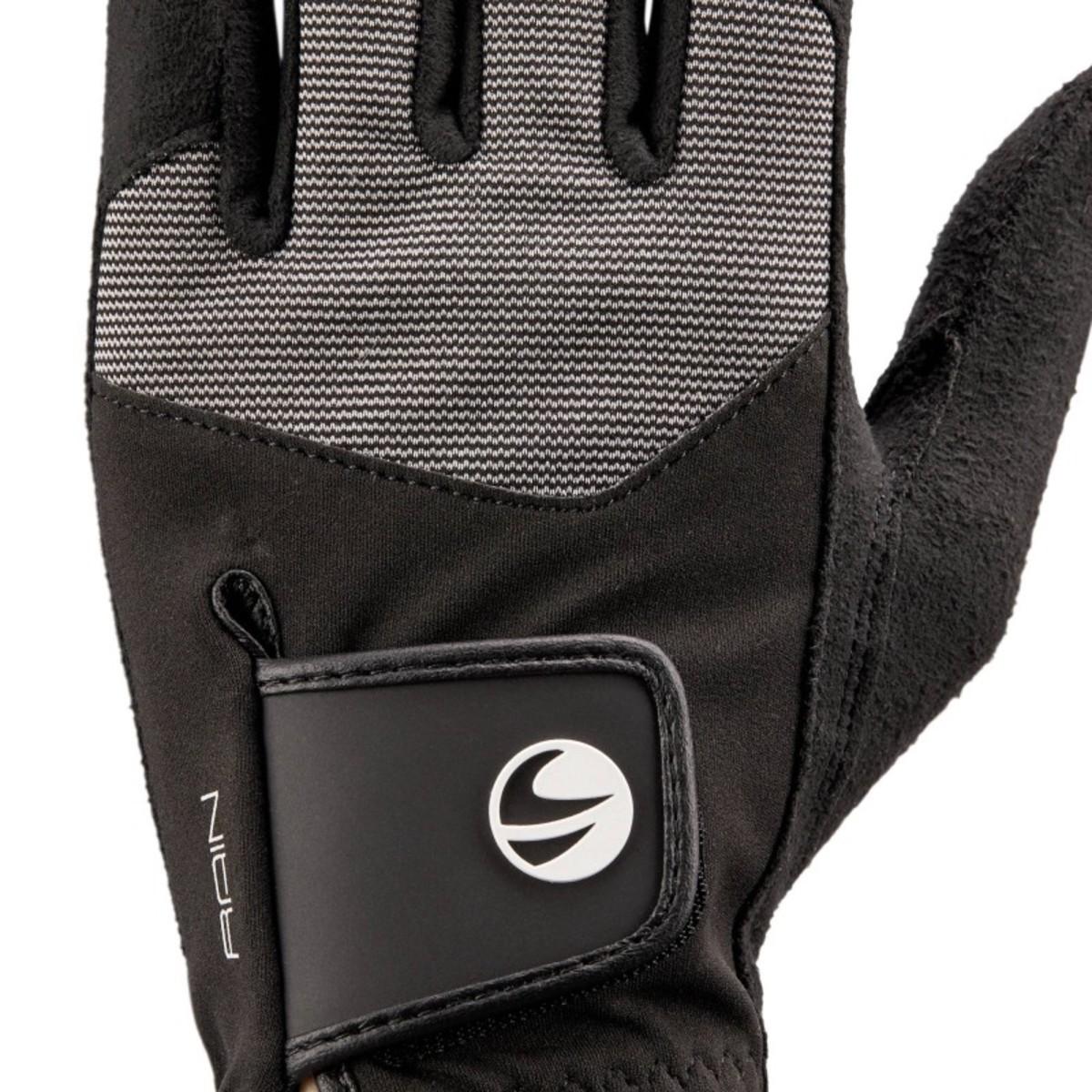 Bild 3 von INESIS Golfhandschuh Regen Rechtshand (für die linke Hand) Herren weiß, Größe: S