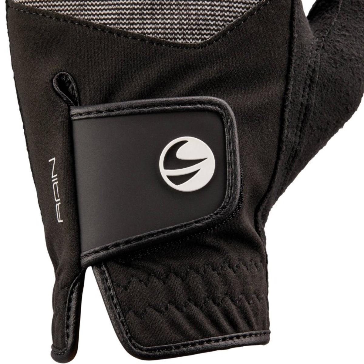 Bild 4 von INESIS Golfhandschuh Regen Rechtshand (für die linke Hand) Herren weiß, Größe: S