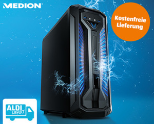 MEDION® High-End-Gaming PC-System MEDION® ERAZER®  X670201