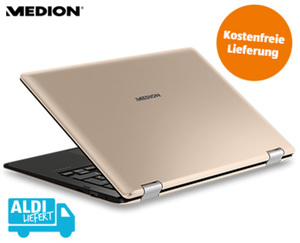 360° Notebook MEDION® AKOYA®  E2228T1 Gold