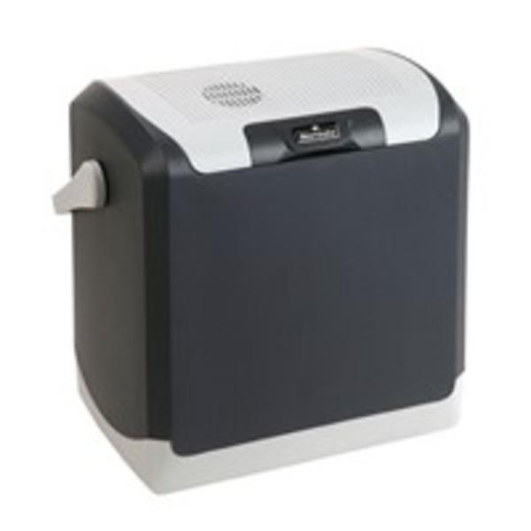 Norauto Kühlbox, elektrisch mit 230V/12V AC/DC, ca. 24 Liter Fassungsvermögen, in Grau