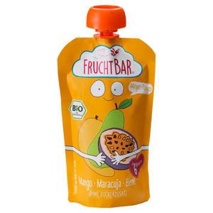 FruchtBar Bio-Fruchtpüree ´´Mango-Tango´´ 0.99 EUR/100 g (8 x 120.00g)