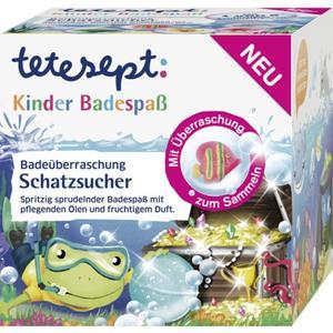 tetesept Kinder Badespaß Badeüberraschung ´´Schatzsucher 2.14 EUR/100 g