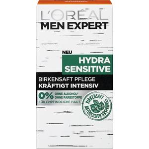 L'Oréal Paris men expert Hydra Sensitive Birkensaft Pf 9.98 EUR/100 ml