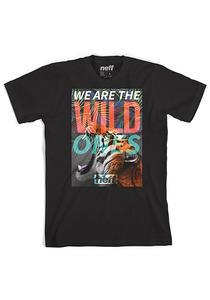 Neff Wild Ones - T-Shirt für Herren - Schwarz