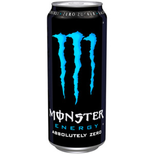 Monster Energy Absolutely Zero 0,5l