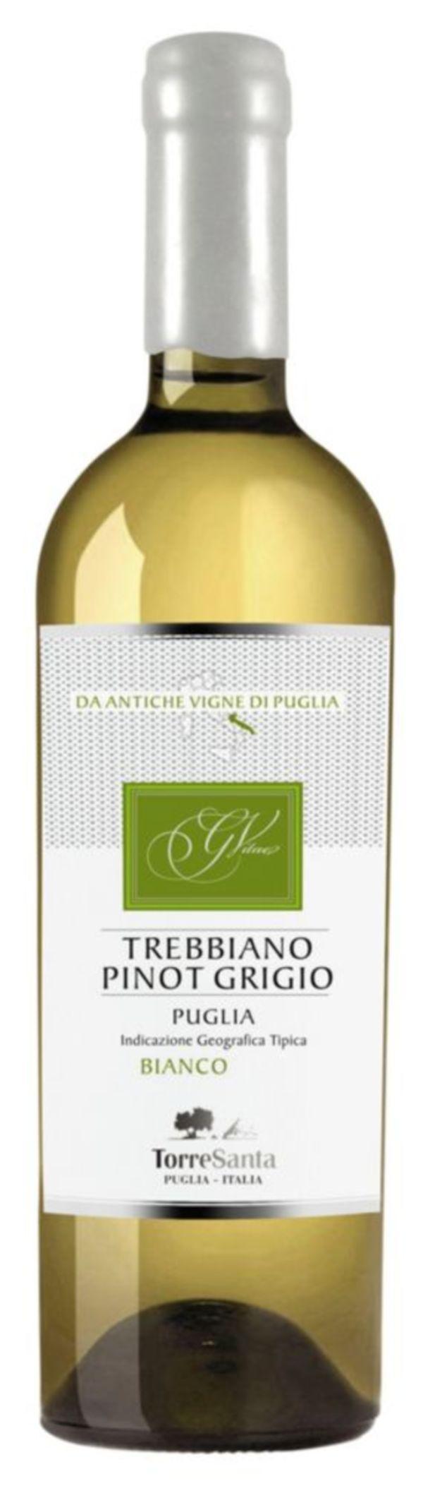 Torre Santa Trebbiano Pinot Grigio IGT