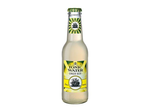 Tonic Water Ginger Beer