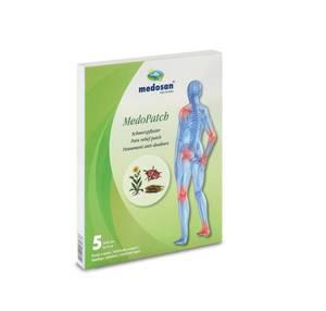 MedoPatch Schmerzpflaster, 5 Stück